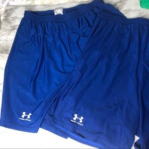 Under armour 2xl lot of 2 shorts
